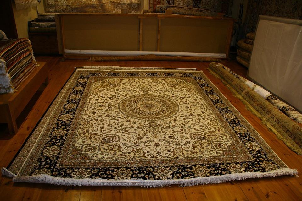 pranie dywanów bytom